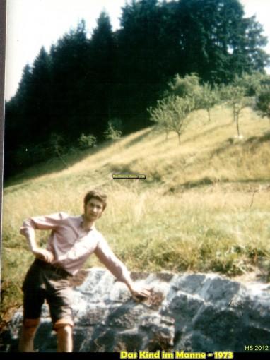 1973 - Fussbad